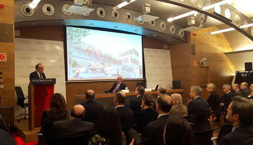 Andbank y el Hospital Sant Joan de Déu presentan el nuevo Pediatric Cancer Center Barcelona
