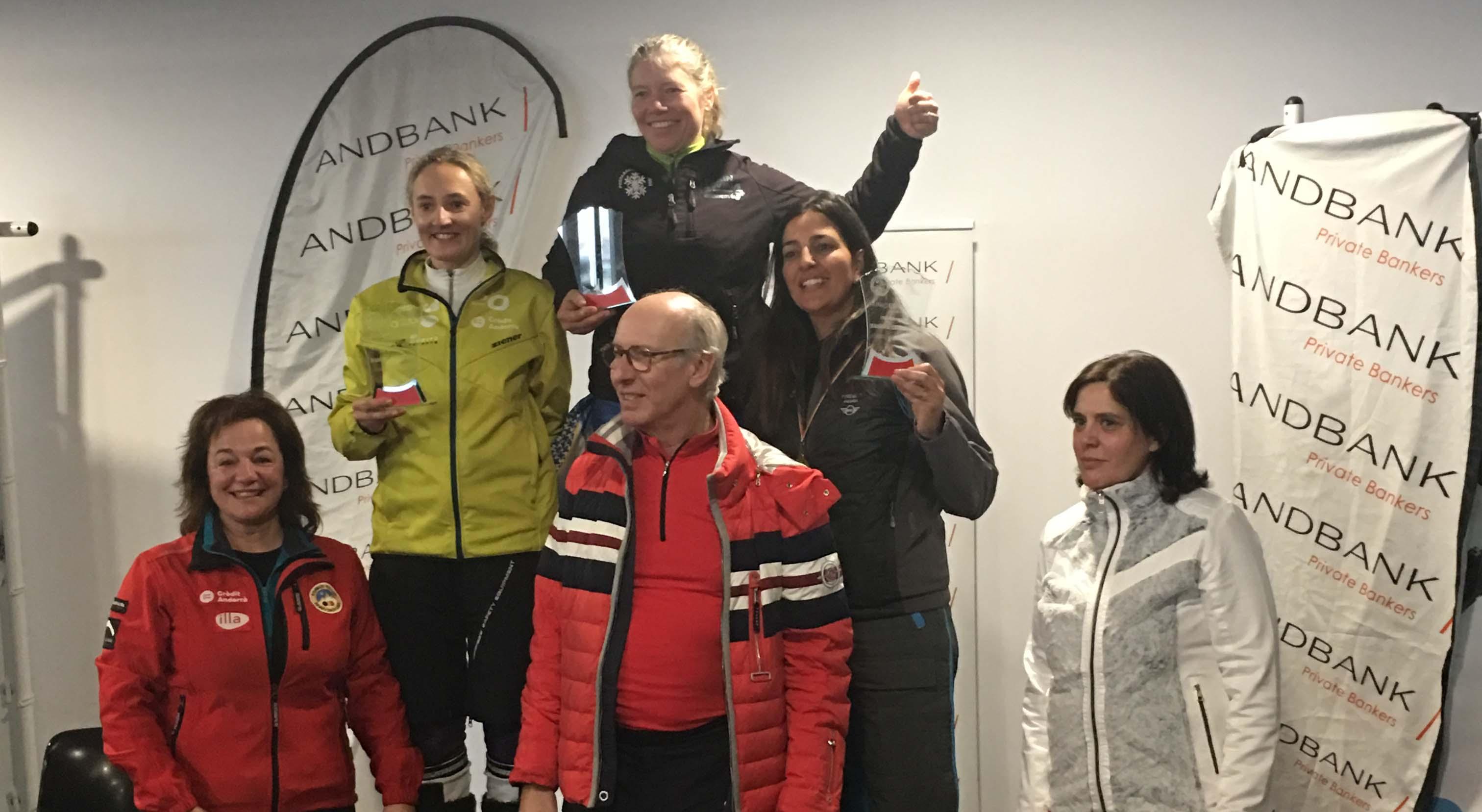 andbank, trofeu esqui, manuel cerqueda, veterans