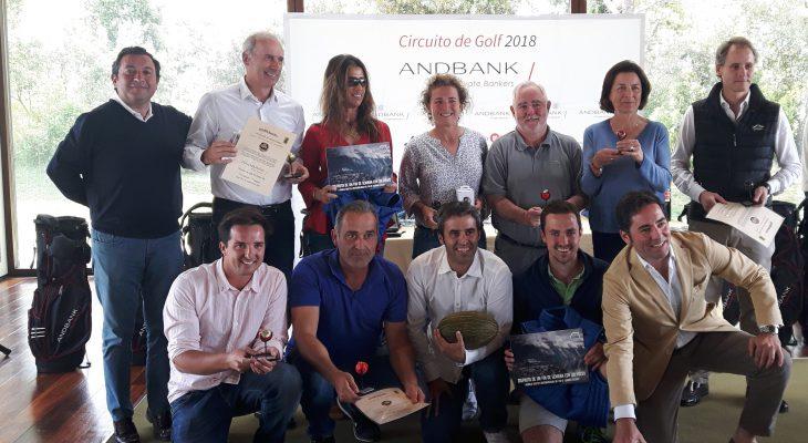 El Torneig de Golf Andbank a El Prat  rep més de 80 jugadors