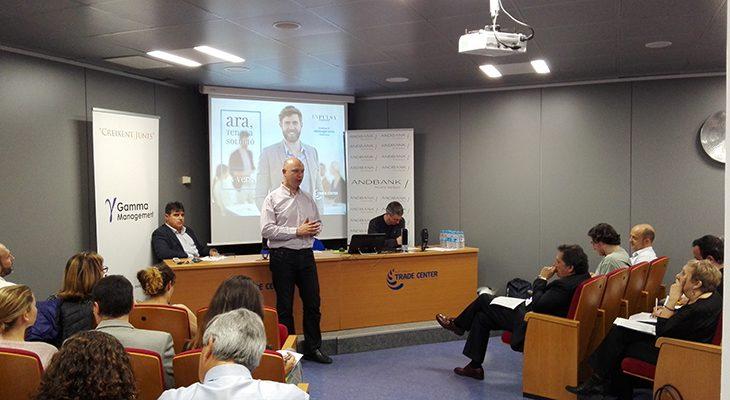 Emprenedors i Empresaris andorrans visitaran L'Espai d'Innovació d'Andorra, Actua