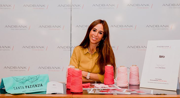 Andbank organiza un taller contra el cáncer