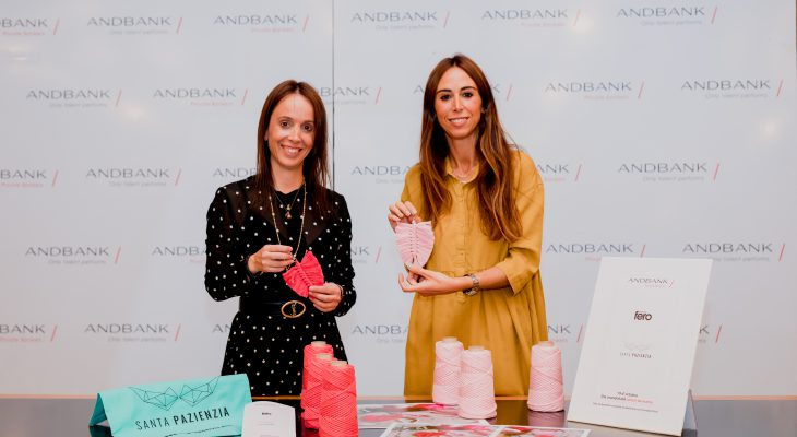 Andbank, solidaritat contra el càncer