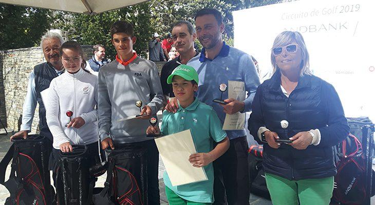El Torneo de Golf Andbank empieza con éxito de participación en Cerdaña