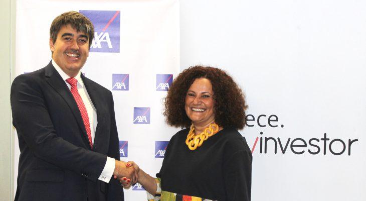 AXA y Andbank España firman una alianza para la distribución en exclusiva de productos de la aseguradora