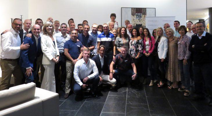 Andbank célèbre un outing de son équipe de banque privée à Andorra la Vella