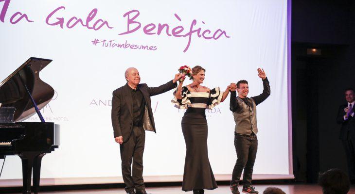 Andbank celebra su primera gala benéfica #tutambesumes contra el cáncer infantil