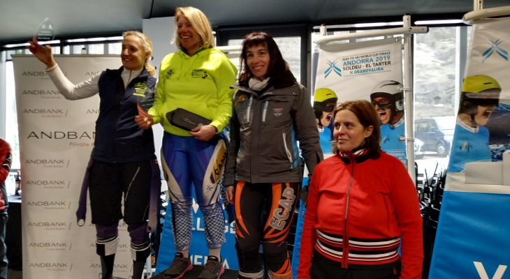 31º Memorial Manuel Cerqueda de esquí para veteranos