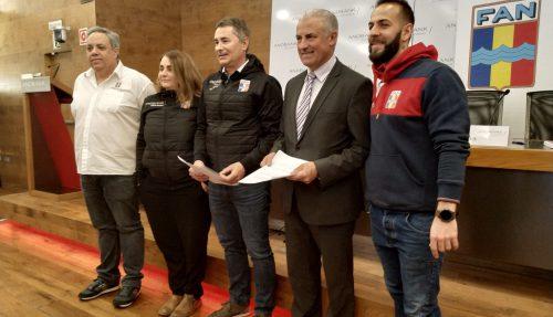 Andbank y la Federación Andorrana de Natación renuevan su colaboración por dos años más