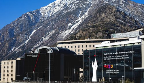 Andbank collaborates in the first research project on COVID patients in Andorra