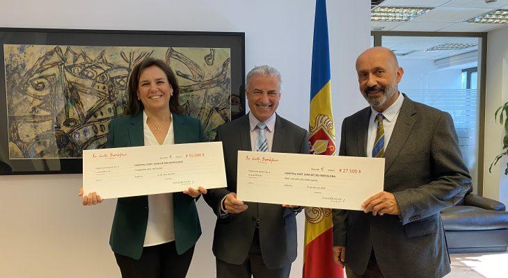 La primera Gran Gala benéfica #tutambesumes recauda 110.000 euros para luchar contra el cáncer infantil