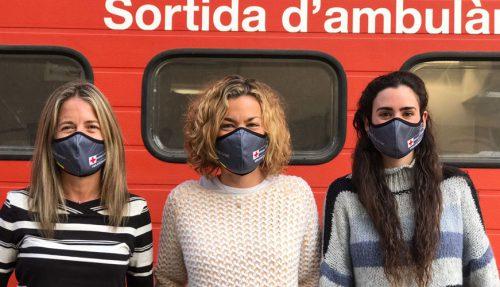 Andbank équipe plus de 500 volontaires de la Croix Rouge Andorrane avec des masques
