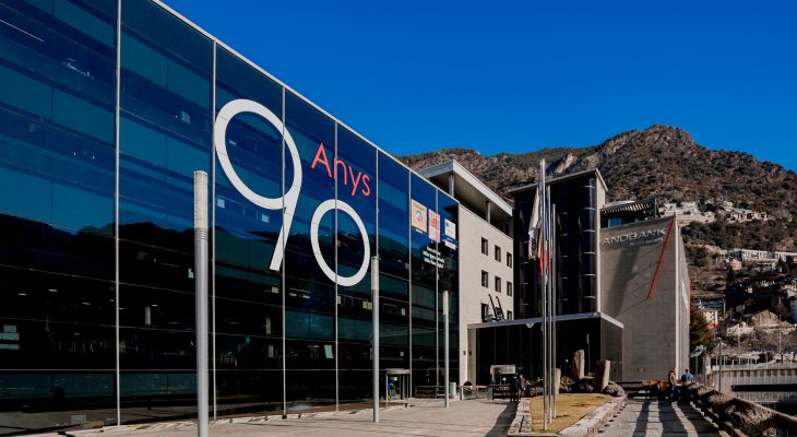 Andbank makes a profit of 29.5 million euros,  more than 5% up on 2019