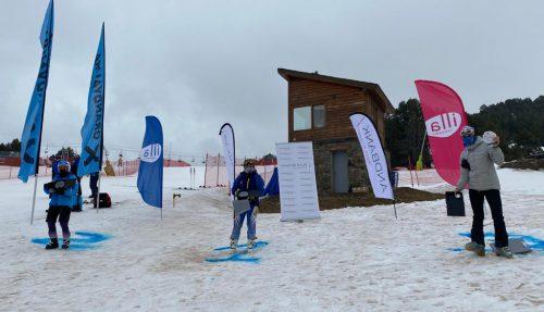 32eTrophée Memorial Manuel Cerqueda de ski pour vétérans