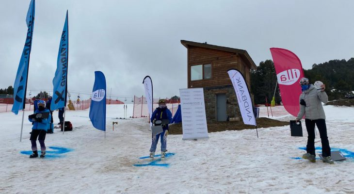 32nd Manuel Cerqueda Memorial for veteran skiers