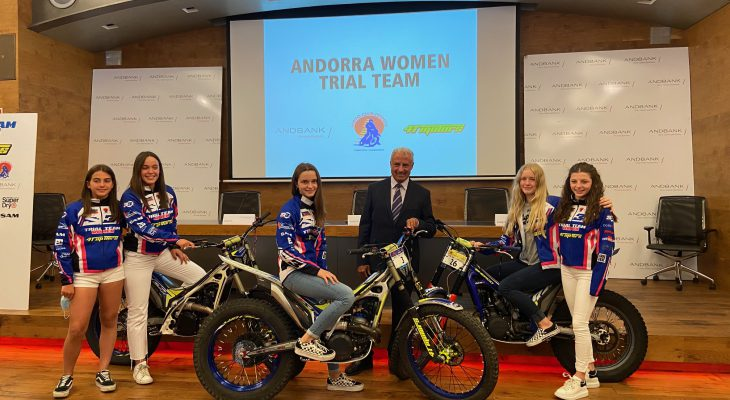 The Andorra Women Trial Team looks toward the second season with some high- ambitious goals and the support of Andbank