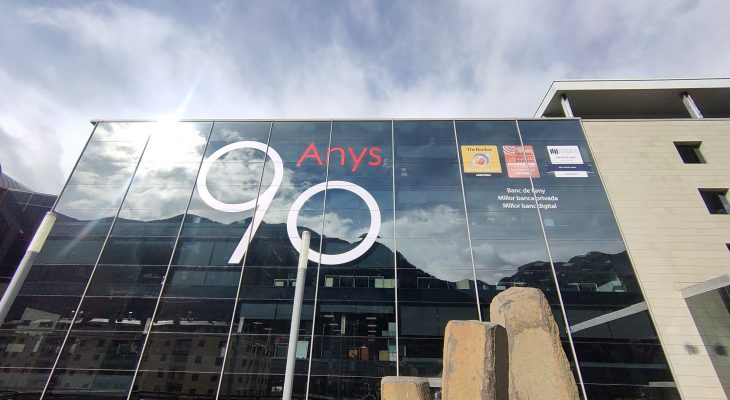 Fitch confirma el rating de Andbank en BBB