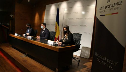 Seventeen foreign companies take part in the first Elite Excellence encounter in Andorra