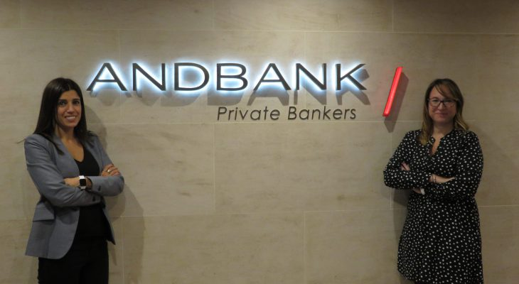 Andbank incorpora a Nuria Trullàs y Maite Navarro al equipo de banca privada de Andorra