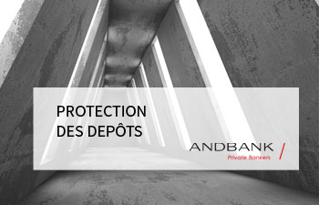 Andbank Luxembourg Protection des Depôts