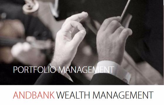 Portfolio management Andbank
