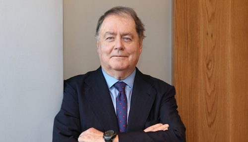 Carlos Martínez de Campos, nou president del Consell d'Administració d'Andbank Espanya
