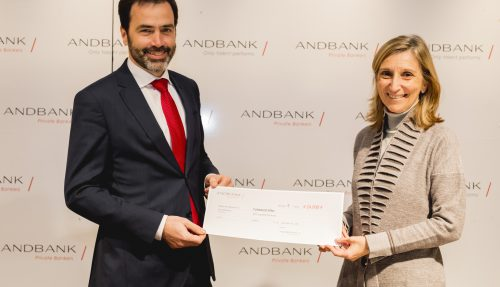 The humanitarian Andbank Microfinance Fund is supporting the FERO Foundation