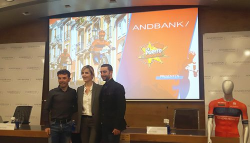 Es presenta el nou equip de competició ANDBANK–LA PURITO ANDORRA