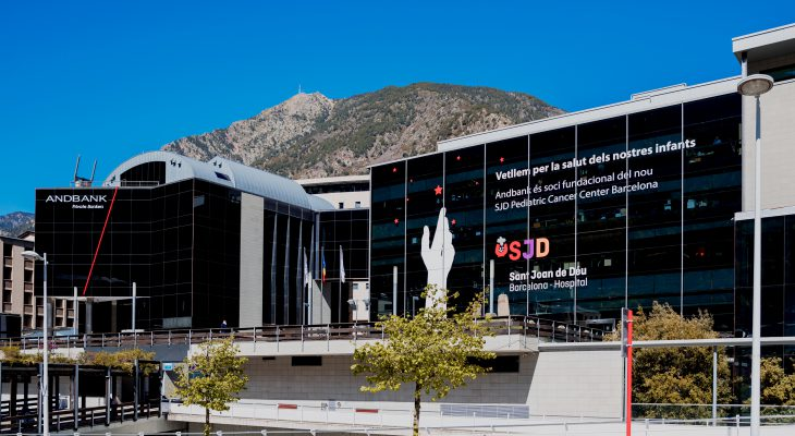 Andbank rated best private bank in Andorra