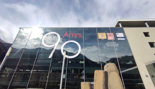 Fitch confirma el rating de Andbank en BBB
